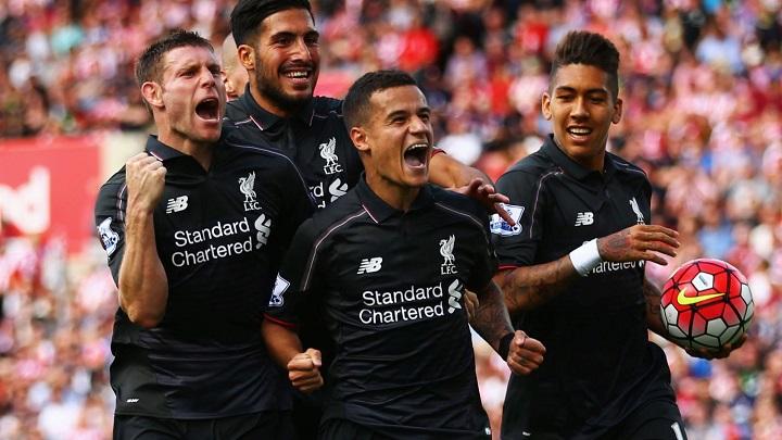 Coutinho Liverpool 2