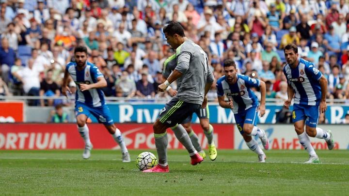 Cristiano penalti