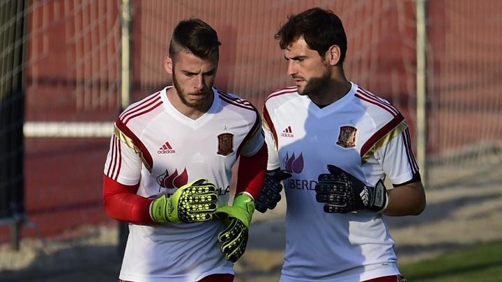 David de Gea y Casillas