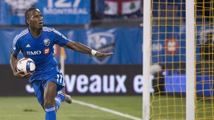 Drogba Montreal Impact gol