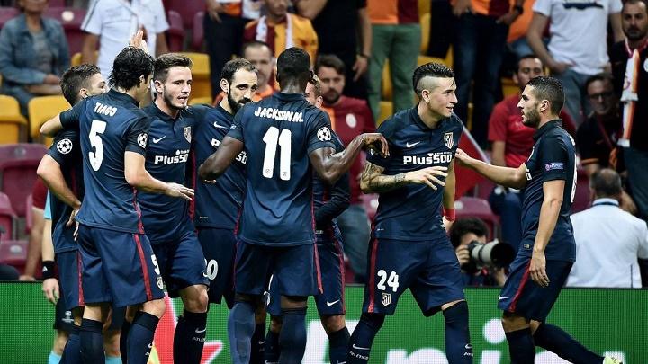 Galatasaray Atletico 1