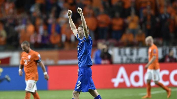 Holanda Islandia 2