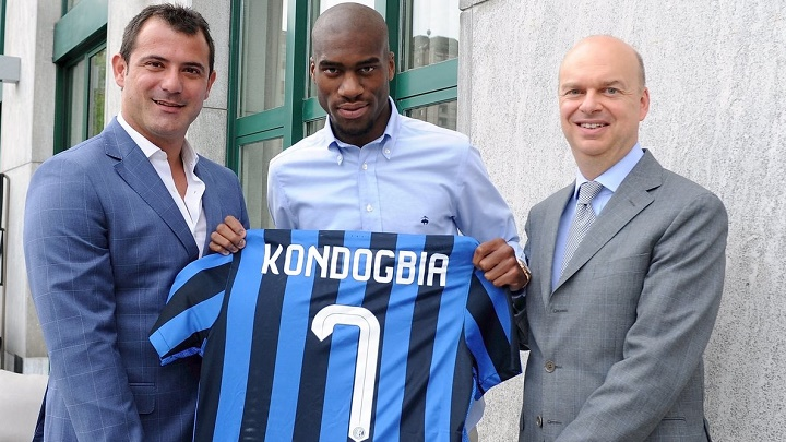 Kondogbia Inter