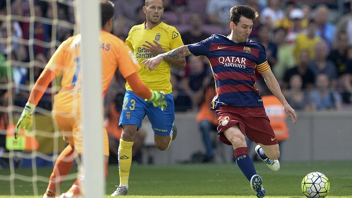 Messi Las Palmas
