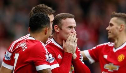 Manchester Sunderland Rooney