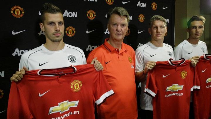 Manchester United fichajes