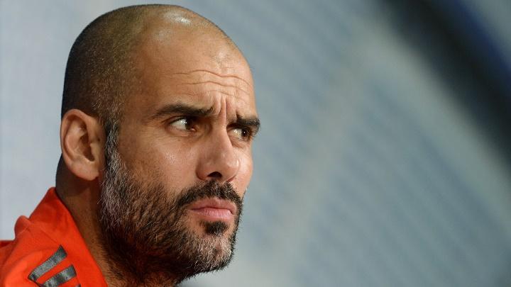 Pep Guardiola Bayern 2