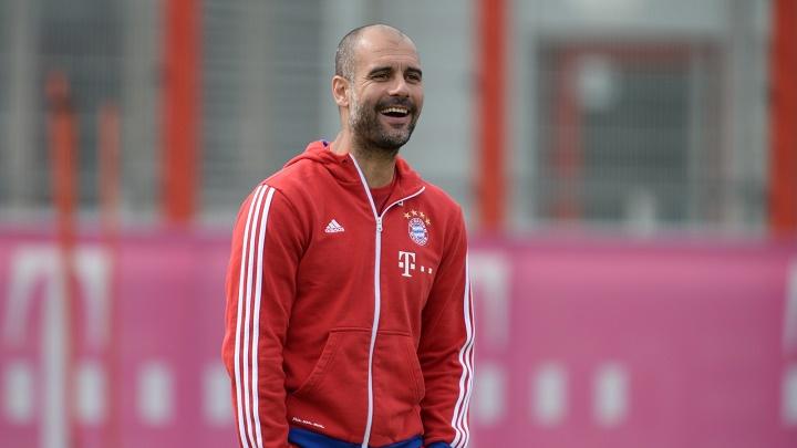 Pep Guardiola Bayern 3