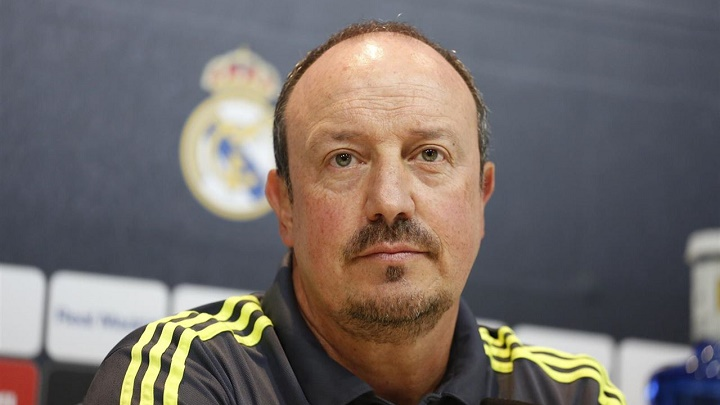 Rafa Benitez rueda de prensa
