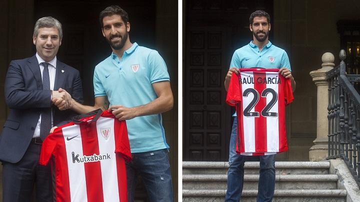 Raul Garcia Athletic 2