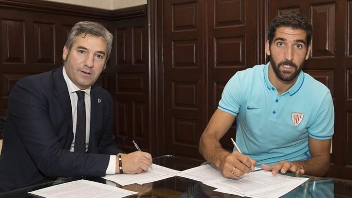 Raul Garcia Athletic