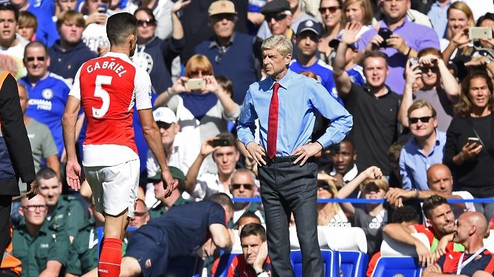 Wenger y Gabriel