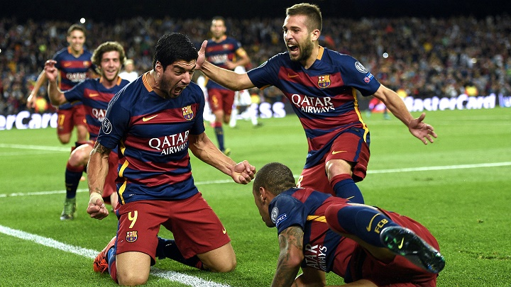 alegria barcelona