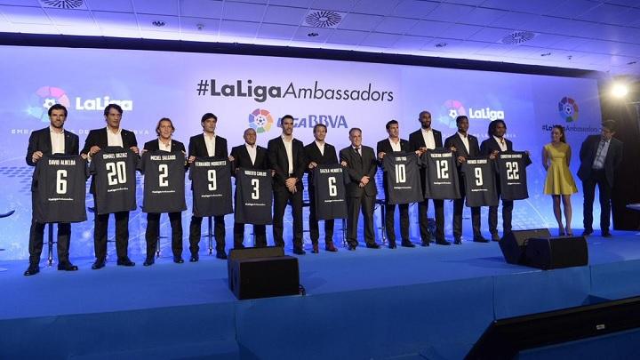 embajadores La Liga