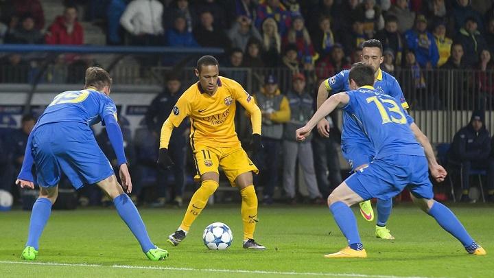 Barcelona BATE 3