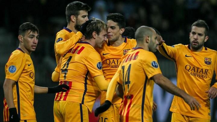 Barcelona BATE