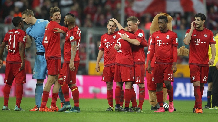 Bayern Borussia 4