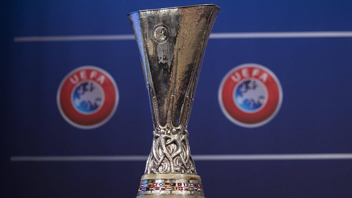 Europa League trofeo
