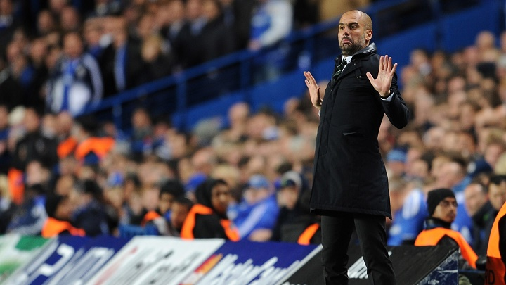 Guardiola en Stamford Bridge