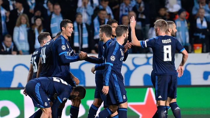 Malmo Real Madrid