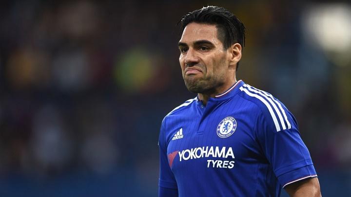 Radamel Falcao Chelsea