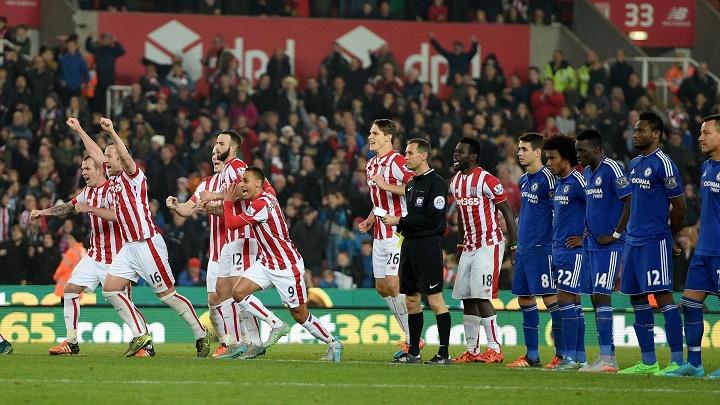 Stoke Chelsea
