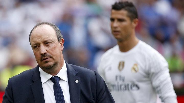 Benitez y Cristiano