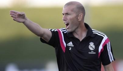 Castilla Zidane