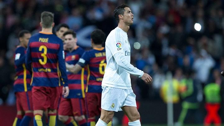 Cristiano Ronaldo Clasico