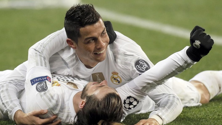 Cristiano y Bale