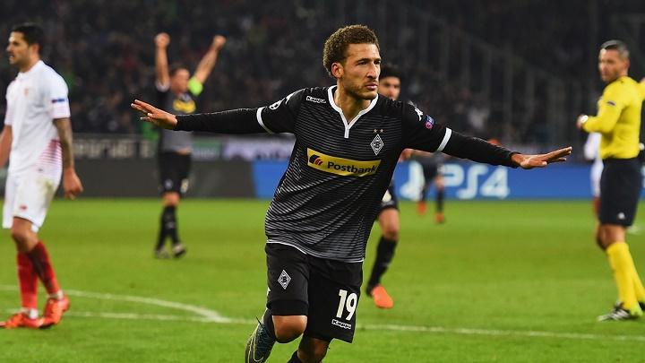 Fabian Johnson celebrando un gol