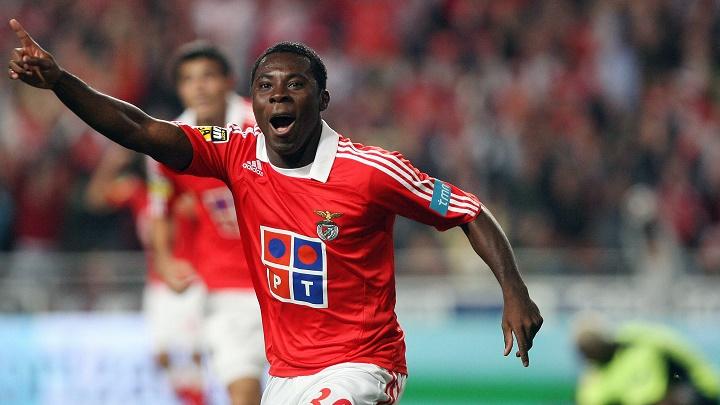 Freddy Adu Benfica