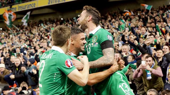 Irlanda gol