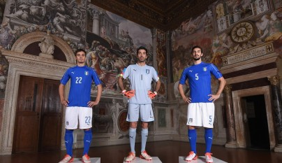 Italia equipacion Eurocopa 2016 1