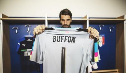 Italia equipacion Eurocopa 2016 2
