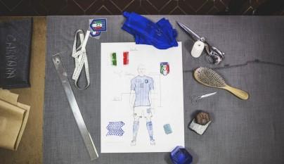Italia equipacion Eurocopa 2016 6