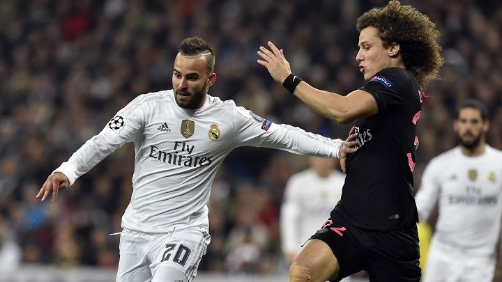 Jese y David Luiz