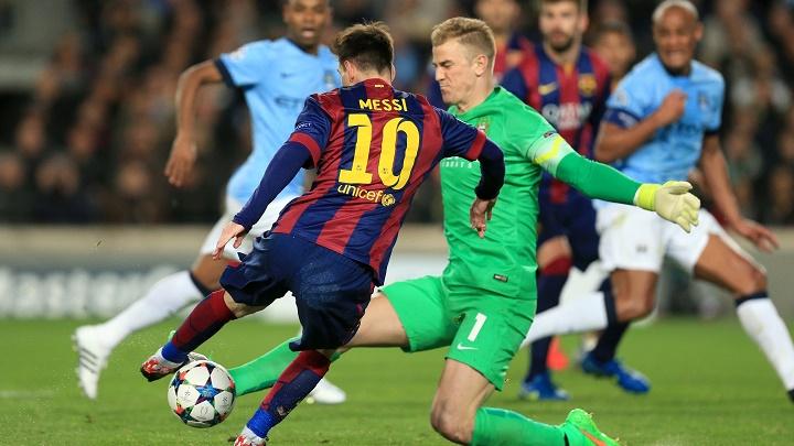 Leo Messi City