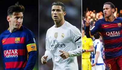 Messi Cristiano Neymar