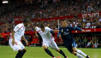 Sevilla Real Madrid 16