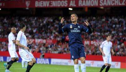 Sevilla Real Madrid 17