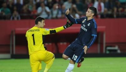 Sevilla Real Madrid 21