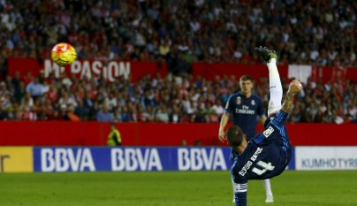 Sevilla Real Madrid 6
