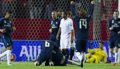 Sevilla Real Madrid 8