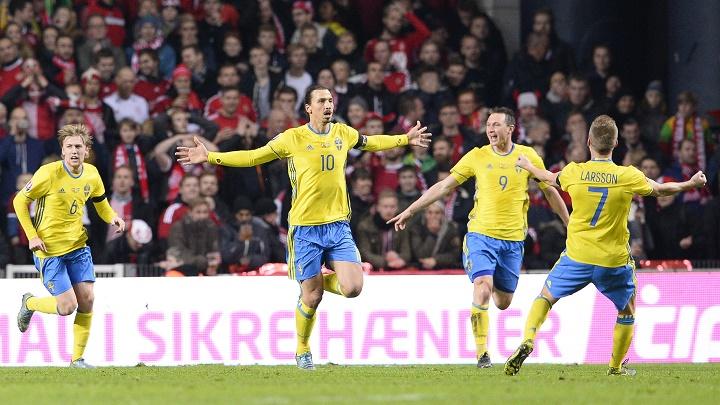 Suecia Ibrahimovic
