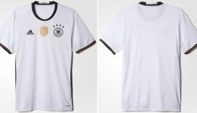 camiseta Alemania Eurocopa 2016 2