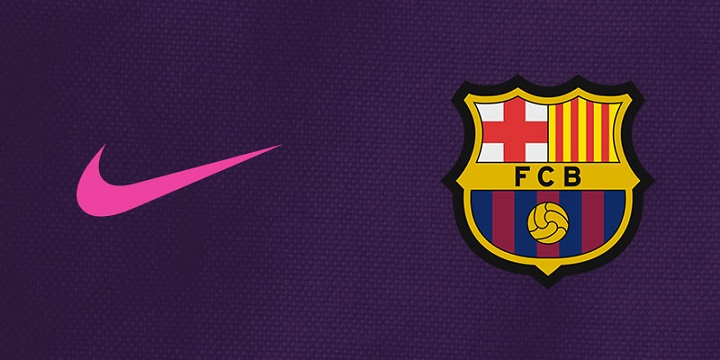 segunda equipacion Barcelona 2