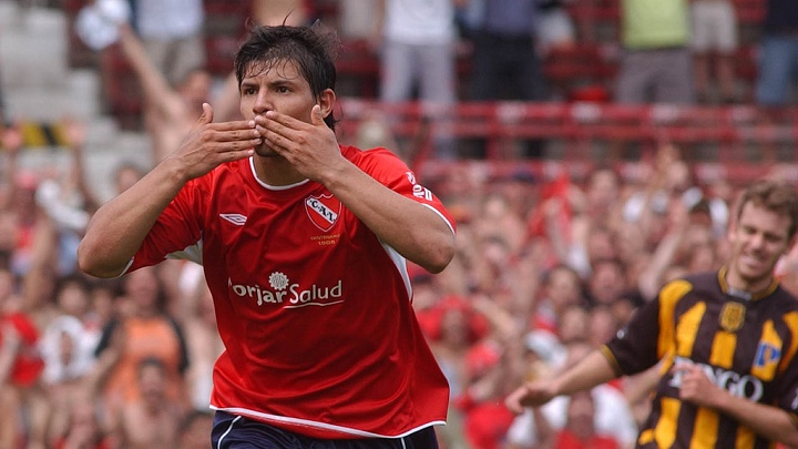 Aguero Independiente