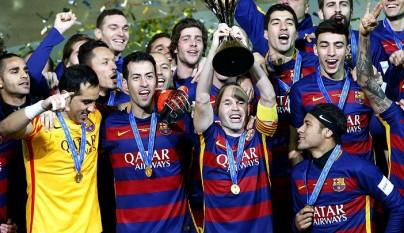 Barça campeón Mundial de Clubes