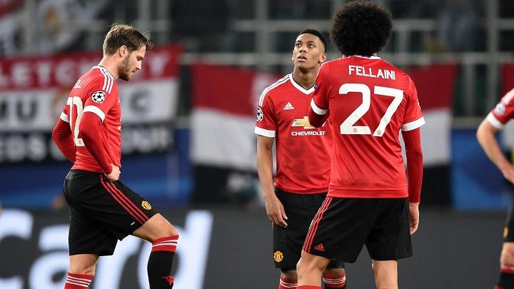 Manchester United eliminado